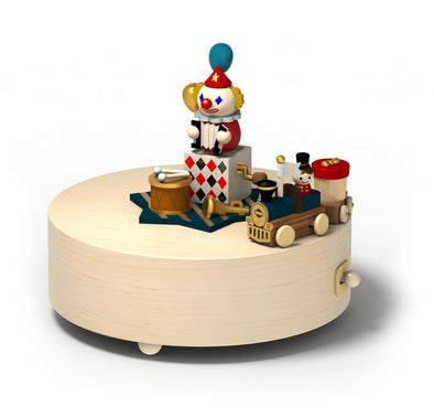 Wooderful Life Music Box Surprise Toy Box