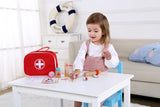 Little Doctor Set with child