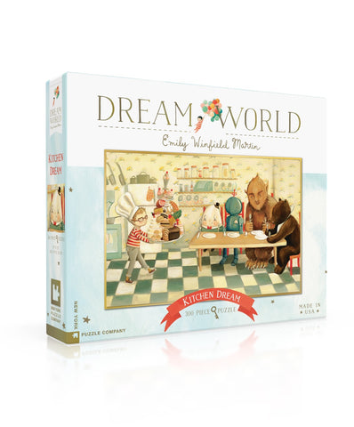 TNYPC 300 puzzle Kitchen Dream
