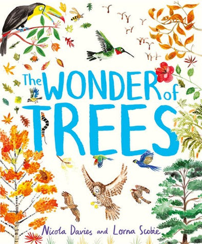 The Wonder of Trees Book
