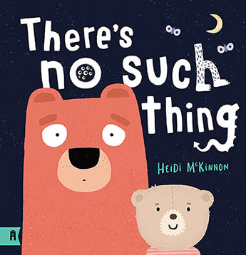 """There's no such thing"" by Heidi McKinnon"