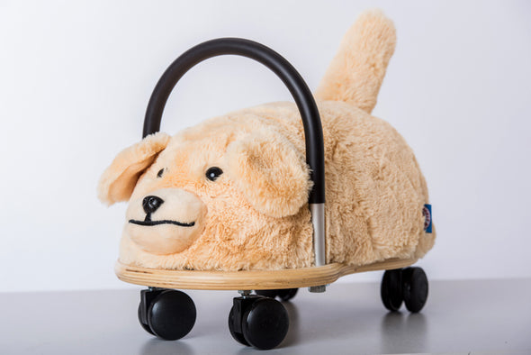Wheely Bug dog plush
