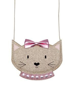 Billy Loves Audrey Well Dressed Cat Shoulder Bag