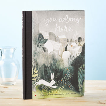 You Belong Here, a book by Compendium books.