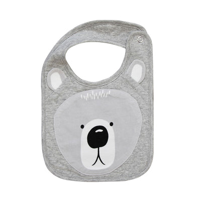 Mister Fly Bear Bib