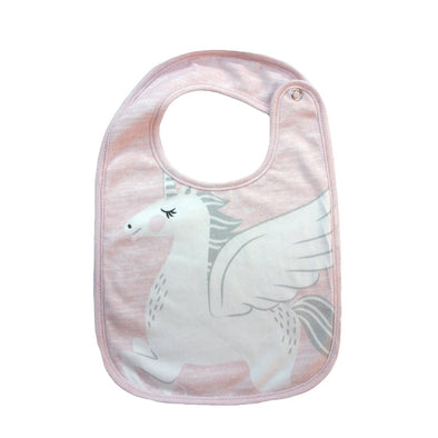 Mister Fly Unicorn Bib