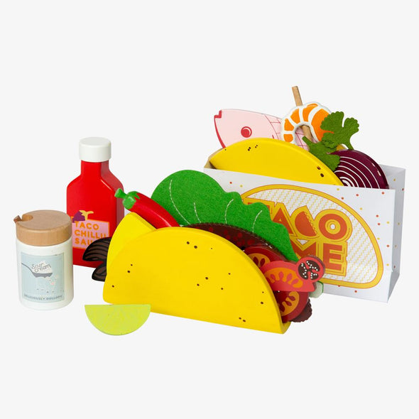 Make Me Iconic Taco Kit