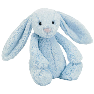 Jellycat Bashful Medium Bunny Blue