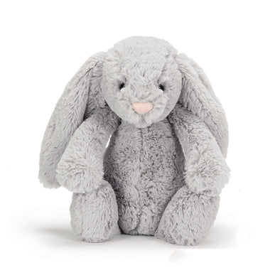 Jellycat Bashful Medium Bunny Silver