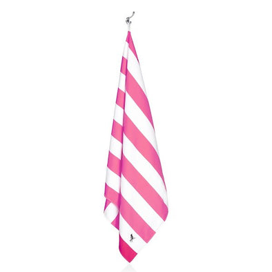 Dock & Bay Microfibre Beach Towel Phi Phi Pink