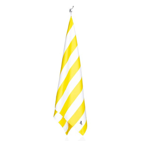 Dock & Bay Microfibre Beach Towel Boracay Yellow