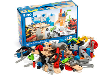 Brio STEM Builder Construction Set 136 pces
