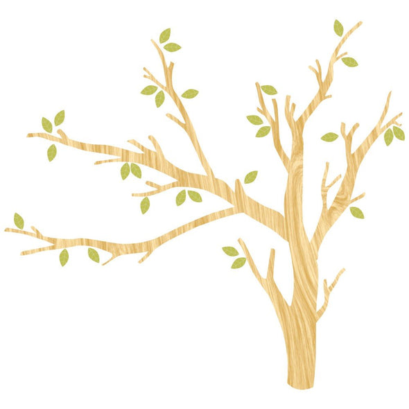 Love Mae Fabric Wall Stickers Build a Tree