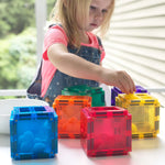 Connetix Tiles magnetic STEM toy