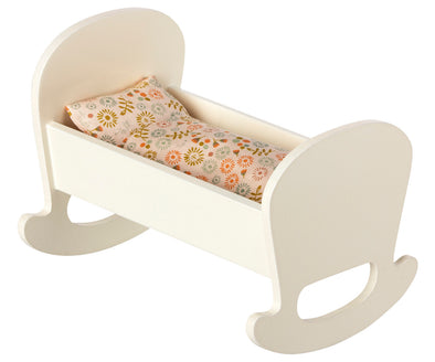 Maileg Wooden Cradle for Micro