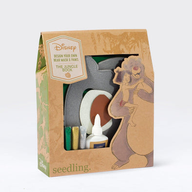 Seedling Disney Design Your Own Bear Mask & Paws