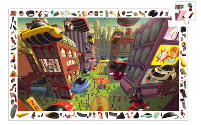 Djeco Future City Observation Puzzle