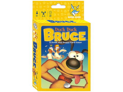 Duck Duck Bruce card game