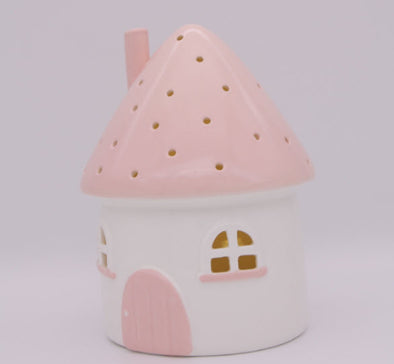 Little Belle Elfin House Pink