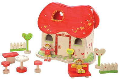 Everearth Fairy Tale Doll's House