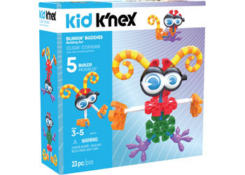 Kid K'Nex Blinkin Buddies