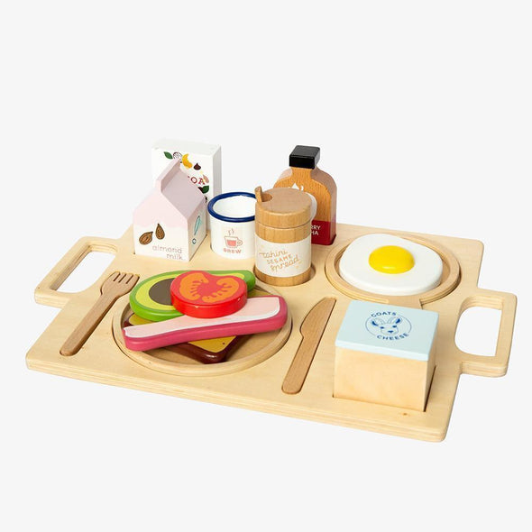 Make Me Iconic Healthy Breakfast Tray