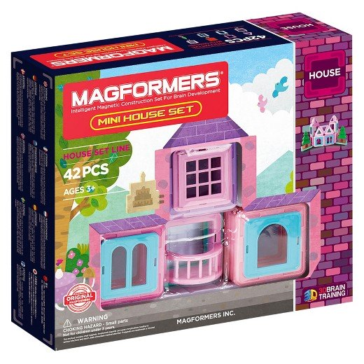 Magformers Mini House Set