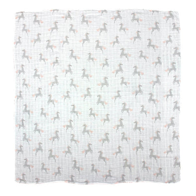 Mister Fly Muslin Wrap Unicorn