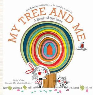 """My Tree and Me""- A book of seasons"