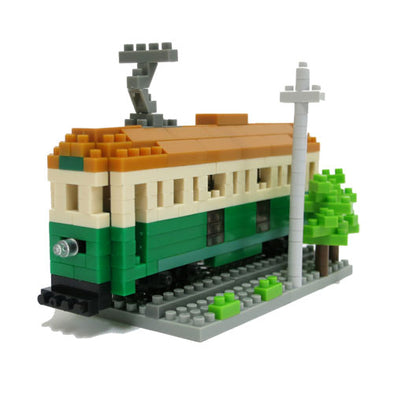 Nanoblock Sights to See Melbourne Tram