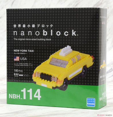 Nanoblock Sights to See New York Taxi