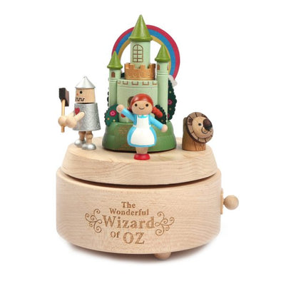 Wooderful Life Music Box Wizard of Oz