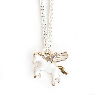 Lauren Hinkley Pegasus Necklace