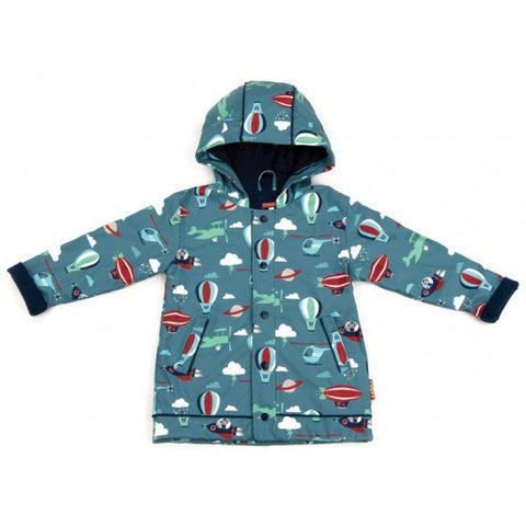 Penny Scallan Space Monkey Raincoat