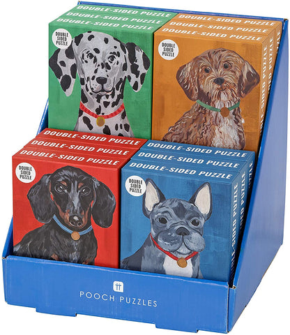 Pooch Puzzle Double Sided 100 piece