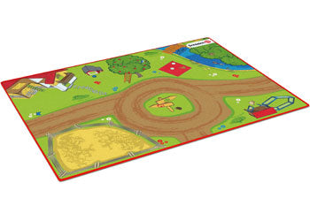 Schleich Farm World farm playmat