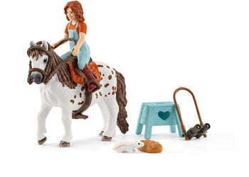 Schleich Horse Club - Mia & Spotty