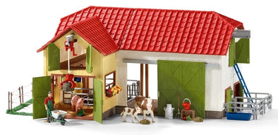 Schleich Farm with Accessories