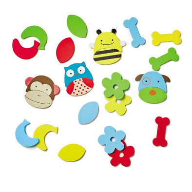 Skip Hop Mix and Match Foam Pals Bath Toy