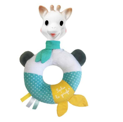 Sophie the Giraffe Shake and Chew rattle