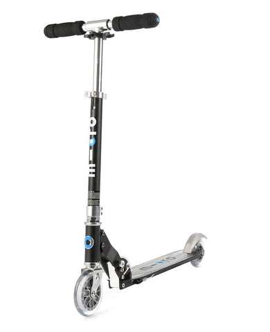 Micro Sprite Black Scooter