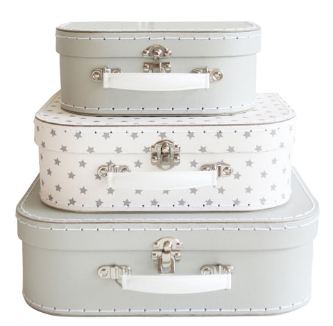 Alimrose Suitcase Set Starry Night