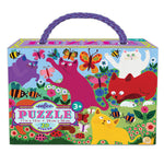 Eeboo Crazy Kittens 20piece puzzle