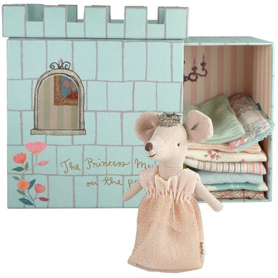 Maileg Mouse Princess and the Pea