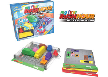 ThinkFun My First Rush Hour