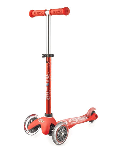 Microscooter Mini Deluxe scooter red