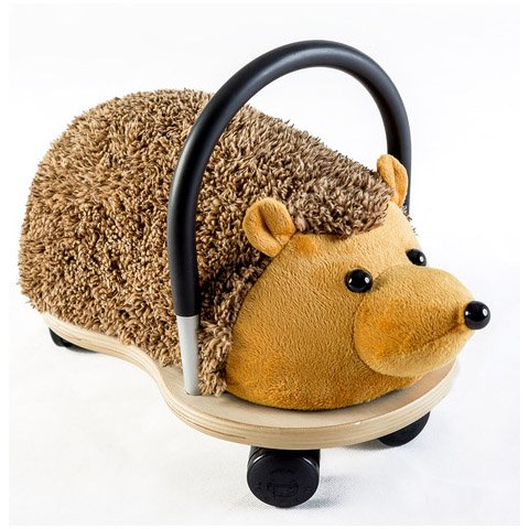 Wheely Bug Plush Hedgehog Small