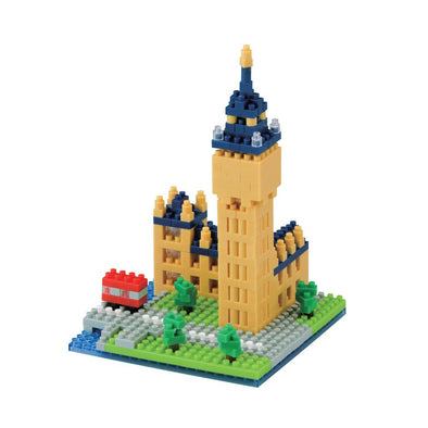 Nanoblock Sights to See Big Ben