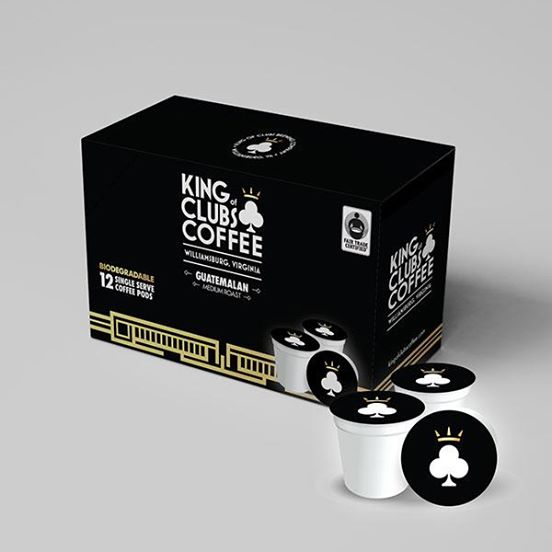 Coffee Club Recyclable Pods/Cups