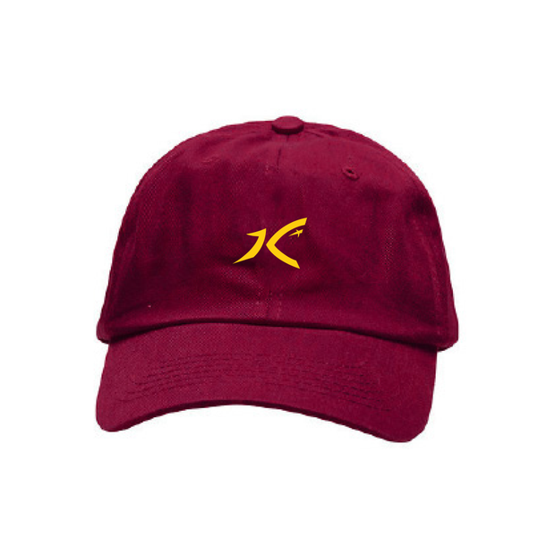 Dad Hat-Red-Unisex  | Kirk Cousins Apparel